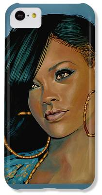Rihanna iPhone 5C Cases