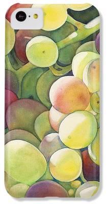 Grape iPhone 5C Cases