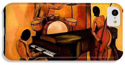 Jazz iPhone 5C Cases
