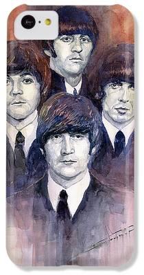Beatles IPhone 5c Cases