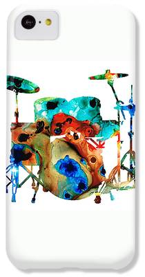 Drum iPhone 5C Cases