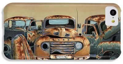 Truck iPhone 5C Cases