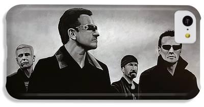 U2 iPhone 5C Cases
