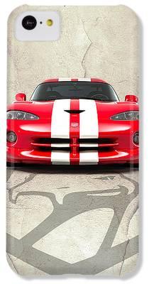 Viper iPhone 5C Cases