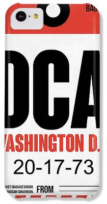 Washington D.c iPhone 5C Cases