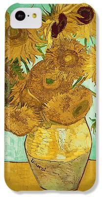 Sunflower iPhone 5C Cases