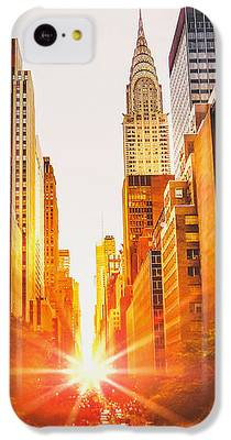 Chrysler Building iPhone 5C Cases