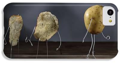 Potato iPhone 5C Cases