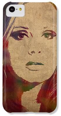 Adele IPhone 5c Cases