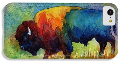 Buffalo iPhone 5C Cases