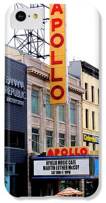 Apollo Theater iPhone 5C Cases