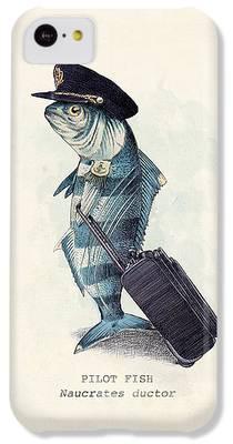 Fish iPhone 5C Cases