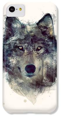 Animal Paintings iPhone 5C Cases