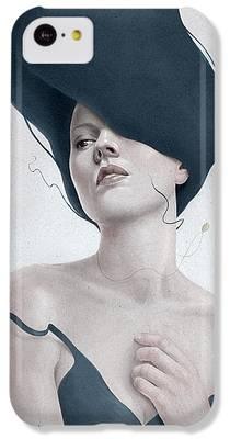 Woman iPhone 5C Cases