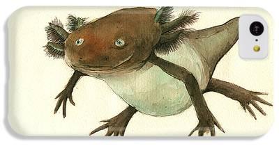 Salamanders iPhone 5C Cases