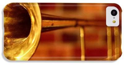 Trombone iPhone 5C Cases