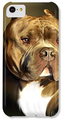 Pitbull IPhone 5c Cases