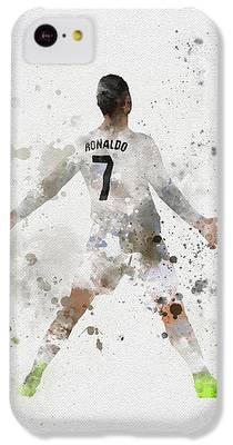 Cristiano Ronaldo iPhone 5C Cases