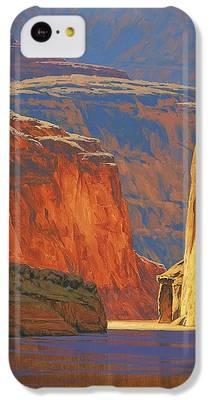 Landscape Paintings iPhone 5C Cases