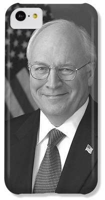 Dick Cheney iPhone 5C Cases