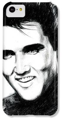 Elvis Presley iPhone 5C Cases