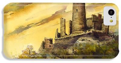 Castle IPhone 5c Cases