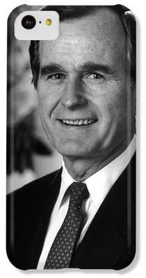 George Bush iPhone 5C Cases