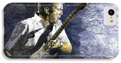 Eric Clapton iPhone 5C Cases