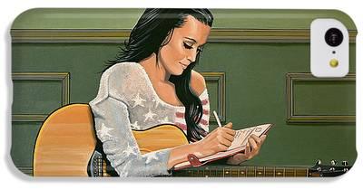 Katy Perry IPhone 5c Cases
