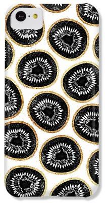 Kiwi iPhone 5C Cases