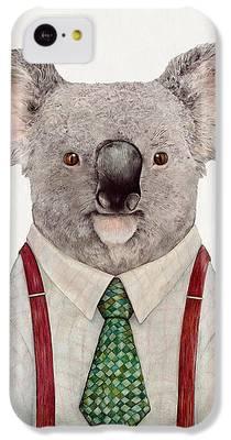 Koala iPhone 5C Cases