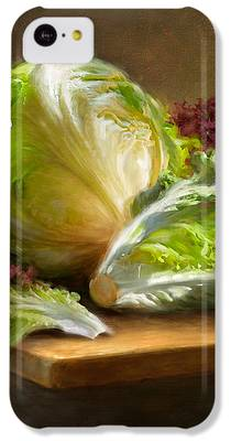 Lettuce IPhone 5c Cases