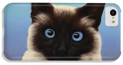 Cats iPhone 5C Cases