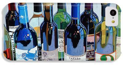 Wine IPhone 5c Cases