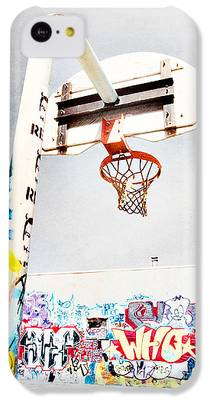 Basketball iPhone 5C Cases
