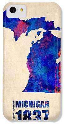 Michigan State iPhone 5C Cases