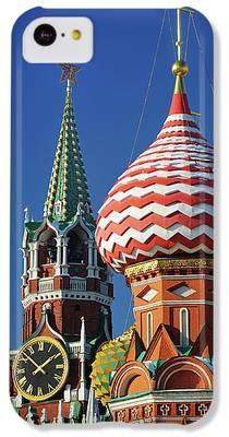 Moscow IPhone 5c Cases