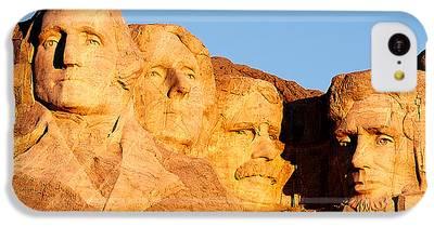 Mount Rushmore IPhone 5c Cases