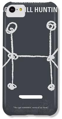 Ben Affleck iPhone 5C Cases