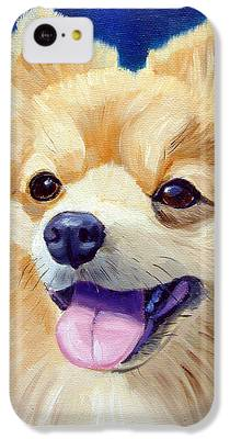 Pomeranian IPhone 5c Cases