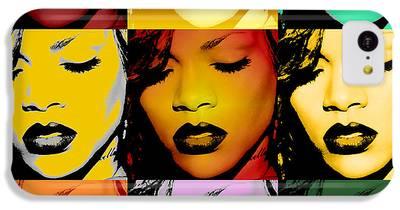 Rihanna iPhone 5C Cases