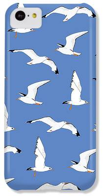 Seagull iPhone 5C Cases