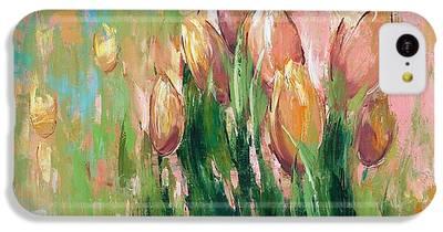 Tulips iPhone 5C Cases