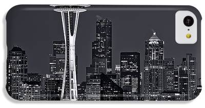 Seattle IPhone 5c Cases