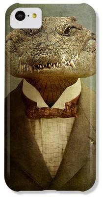Crocodile IPhone 5c Cases
