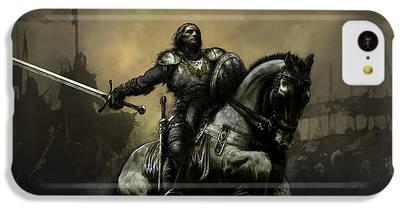 Knight iPhone 5C Cases