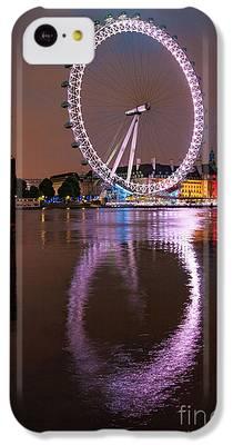 London Eye iPhone 5C Cases