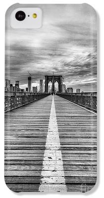 Brooklyn Bridge iPhone 5C Cases