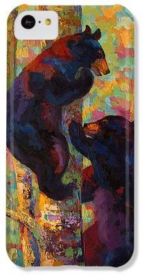 Black Bear IPhone 5c Cases