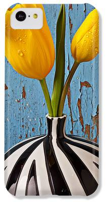 Tulips iPhone 5C Cases
